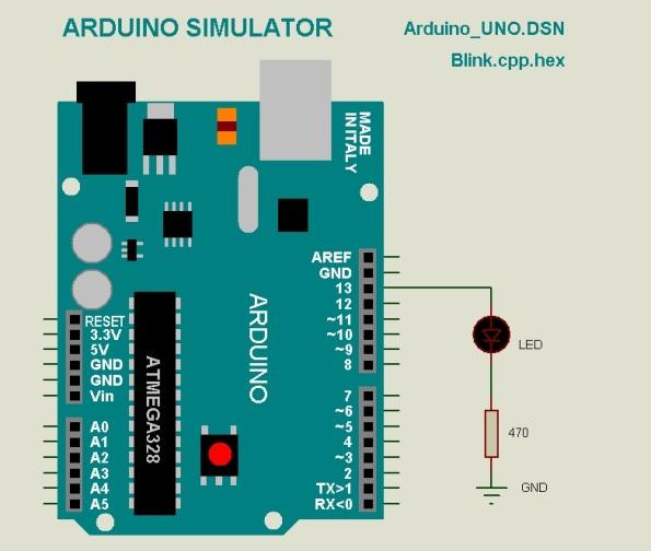 Arduino uno simulator download