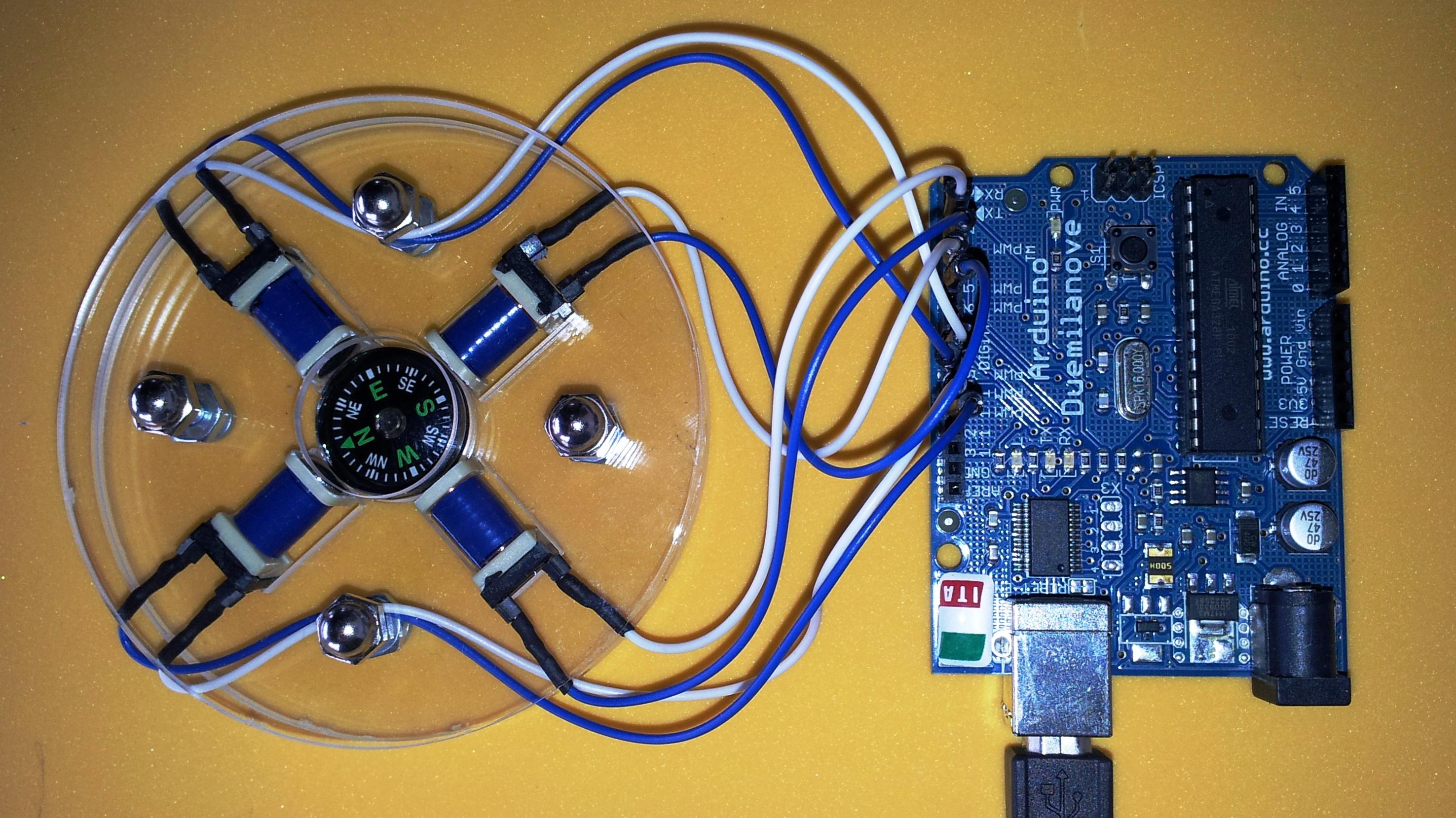 73 Motor paso a paso con Arduino - programarfacilcom