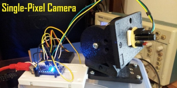 Arduining_SinglePixel_Camera