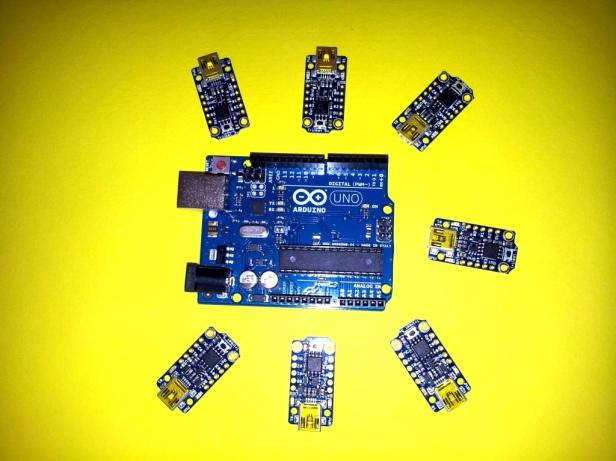 ArduinoTrinkets