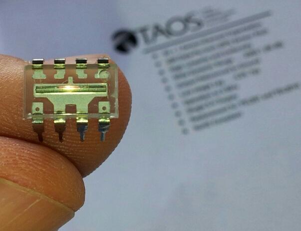 using the linear sensor array tsl201r with arduino  u2013 arduining
