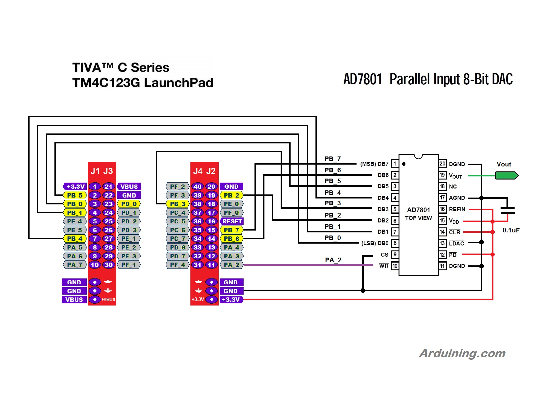 tiva_c_ad7801_wiring1 digital to analog with tiva c launchpad and energ�a arduining Basic Electrical Wiring Diagrams at crackthecode.co