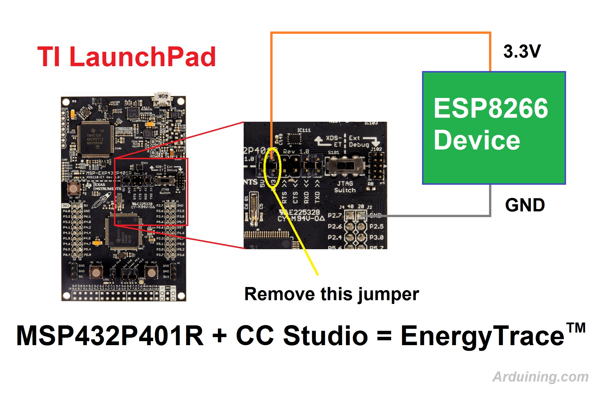 Battery Life of an ESP8266 design – Arduining
