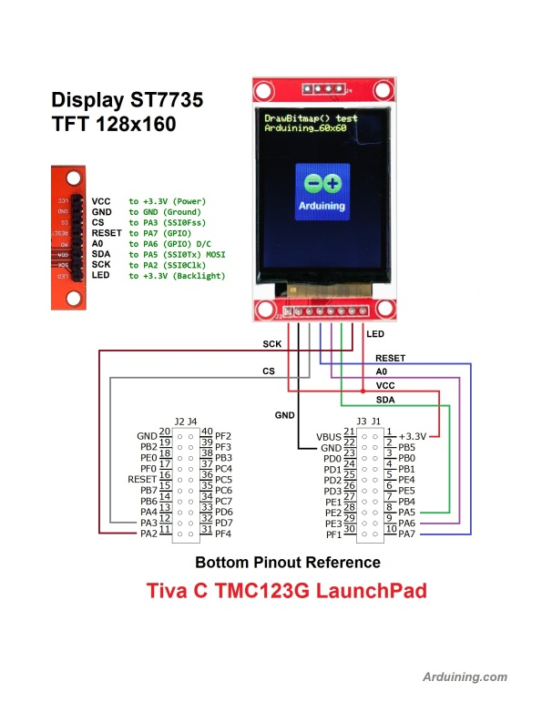 TIVA_ST7735_Wiring_